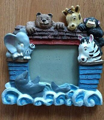 Noah's Ark Baby Room (Noah's Ark Picture Frame Animals Photo Frame Genesis Baby Room Decor)