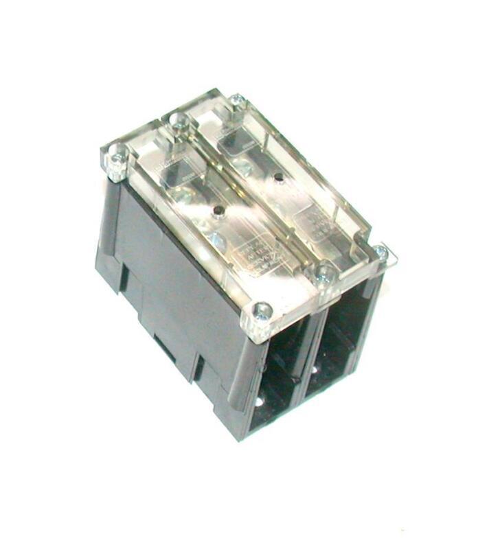 FERRAZ SHAWMUT   63162   POWER DISTRIBUTION TERMINAL BLOCK 600 VAC