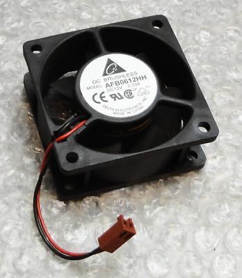 Delta Elettronico AFB0612HH Ventola di Raffreddamento DC12V 0.25a 60 mm x 60 x