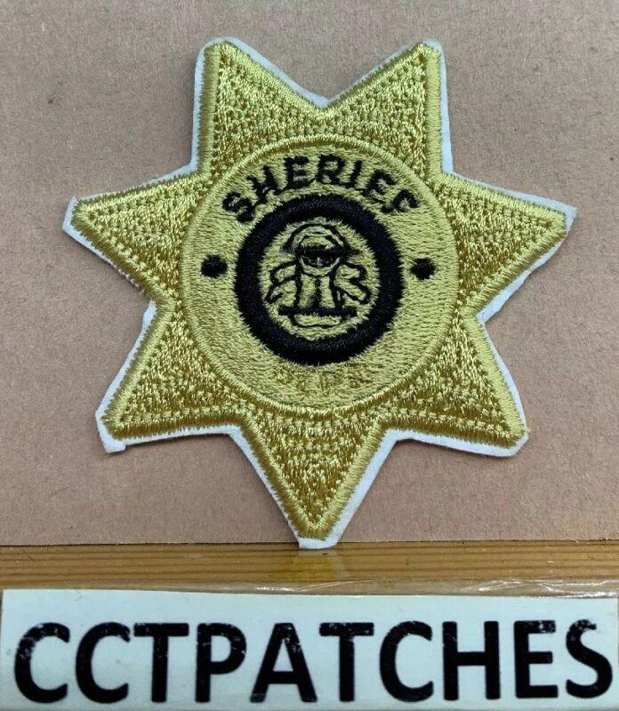 GEORGIA SHERIFF SHOULDER PATCH GA