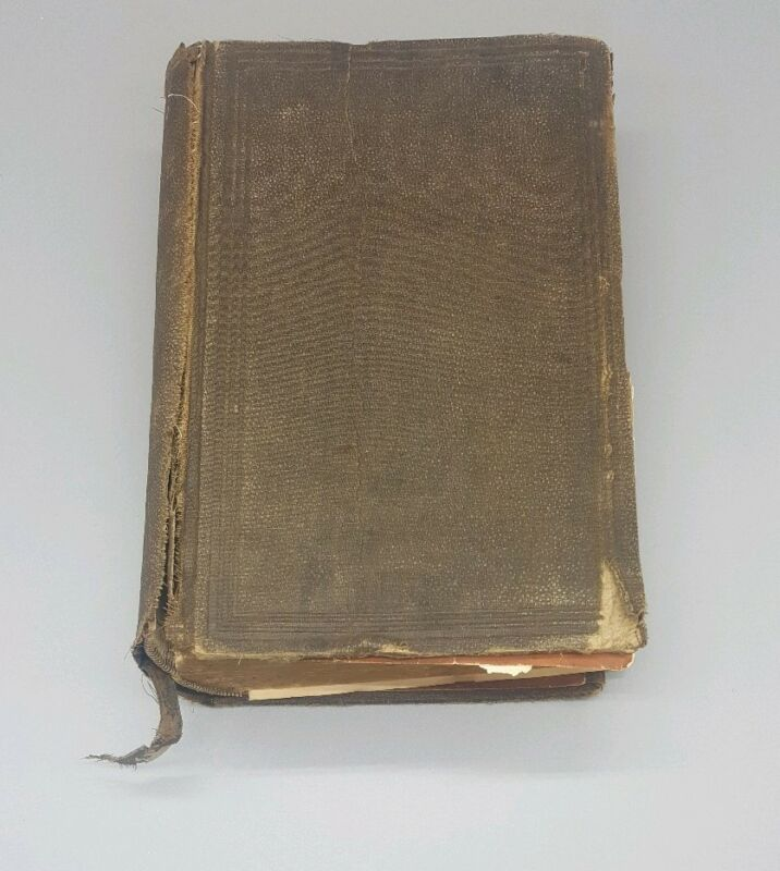Antique Medical Book   Reynold