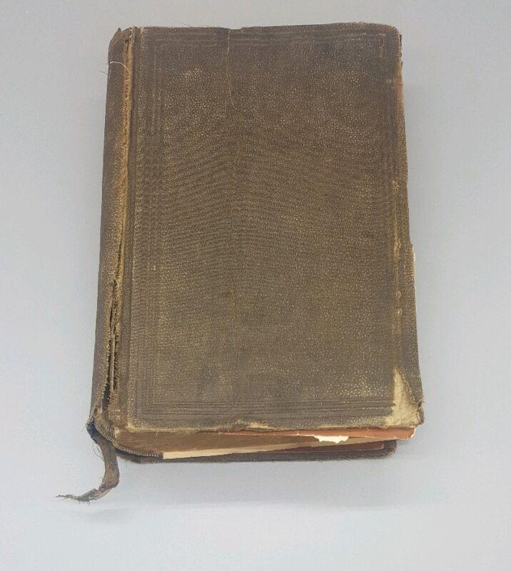 Antique Medical Book   Reynold