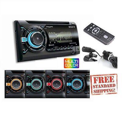 SONY WX900BT +2YR WARANTY CAR STEREO BLUETOOTH PANDORA IPHONE USB AUX PLAYER