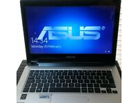 2-in-1 DualBoot ultrabook TabletPC ASUS TP300LA i5,8GB RAM, 180GB Intel SSD, Win10+Android_x86 5.1