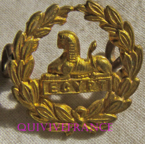 IN18826 - WW2 Gloucestershire Regiment Rear/Back Cape Badge