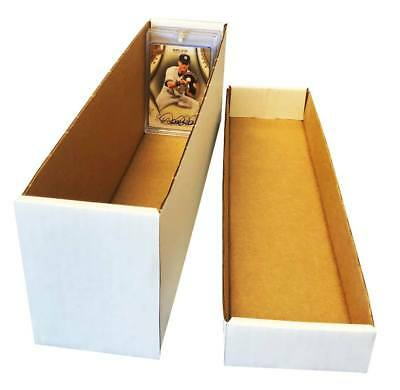10 -  2pc Trading Card Storage Boxes For One-Touch Magnetic Holders / -