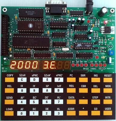 Разное Z80 Microprocessor Kit