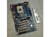 IO I//O Shield Back Plate BackPlate Plates for ASRock H87 PERFORMANCE