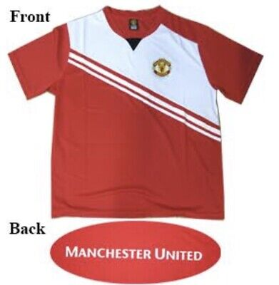 """ffe1f56e1 """"Brand New"""" Official Manchester United FC Soccer Adult Jersey """"Medium"""""""