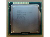 Intel i7-2600 CPU