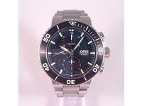 Oris Aquis Diver AUTOMATIC Chronograph