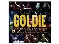 Tickets for Goldie & Heritage Orchestra - Sunday 19th Nov at Roundhouse
