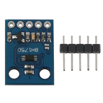 1pc Bh1750 Digital Ambient Light Intensity Sensor Module For Arduino Gy-302 Hz