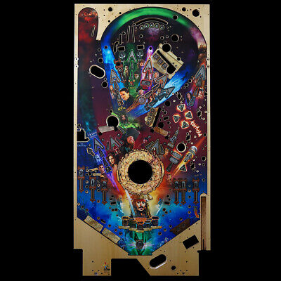 NEW Jersey Jack Pinball Pirates of the Caribbean Playfield POTC LE