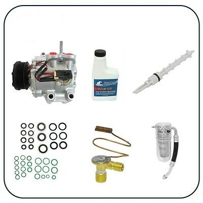 REMAN COMPLETE A/C COMPRESSOR KIT 2002 CHEVY TRAILBLAZER/GMC ENVOY BRAVADA 77561