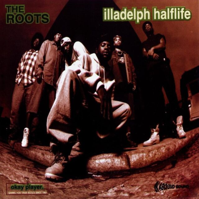 THE ROOTS Illadelph Halflife CD BRAND NEW