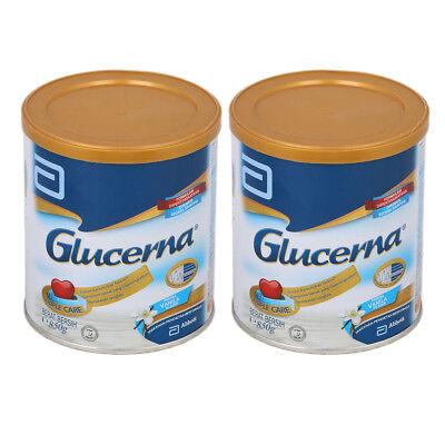 Glucerna Triple Care Diabetic Milk Powder Vanilla 850g X 2 tins + FAST SHIPPING