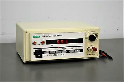 Biorad Rf Waveform Module For Gene Pulser Ii Electroporation System Warranty