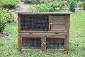 Large two story Rabbit and guinea pig hutch(WP-R837L) Maddington Gosnells Area Preview