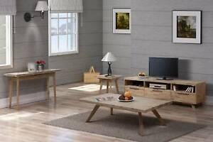 Coffee Table & Matching TV Unit- NEW