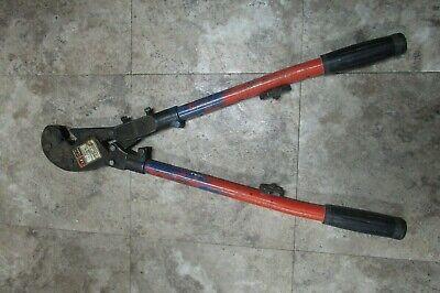 Thomas Betts Tb Tbm5 Terminal Lug Crimper Crimping Electrician Tool
