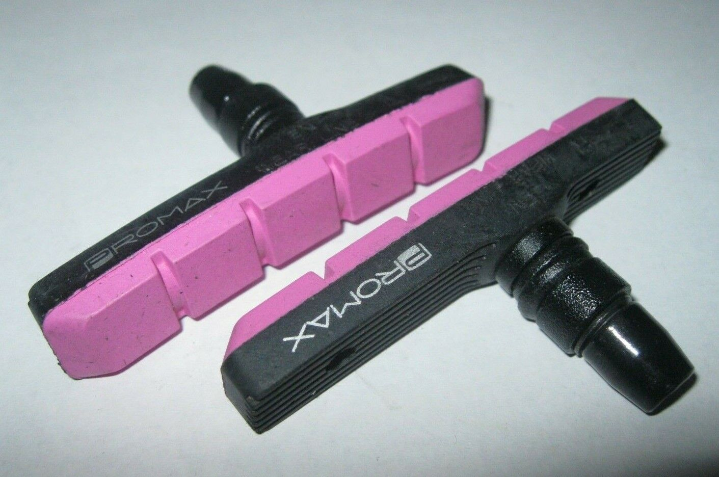 Promax B-1 Cartridge Brake Pad Replacement Inserts 70mm Pink