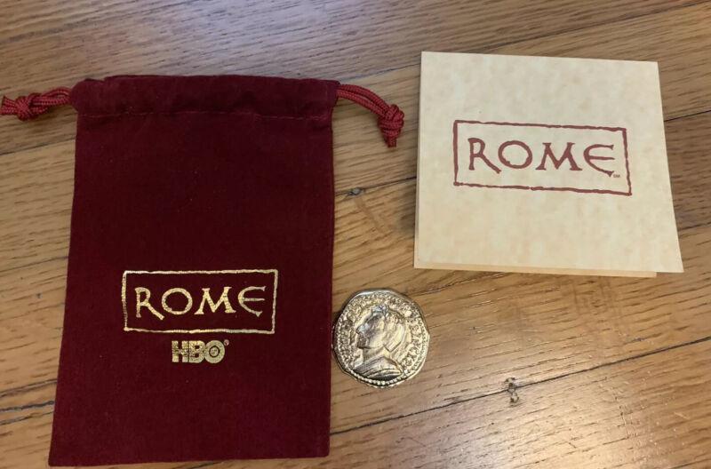HBO ROME CAESAR COIN 2005 VATICAN MINT