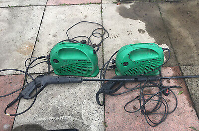 Two Chins  Performance Power Washer PP2002 Light weight portableWorking order