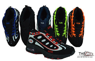 Men's Air Sport Athletic Shoes Running Tennis Sneakers Casual Gym Walking A801 ()