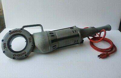 Ridgid 700 Pipe Threader Power Drive - 41935 115 Volt - Made In Usa