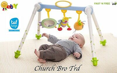 New Taf Toys Take-to-Play Baby Gym