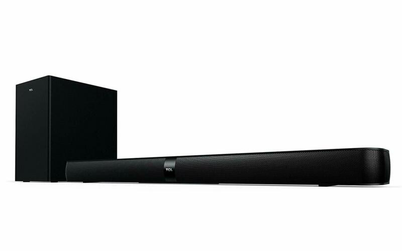 TCL Alto 7+ 2.1 Channel Home Theater Soundbar with Wireless Subwoofer - TS7010