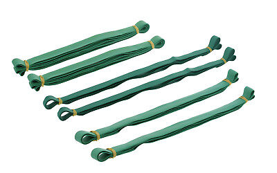 """ABN Moving Rubber Bands 6-Pack Moving Supplies 28"""" 36"""" 42"""" Inches"""