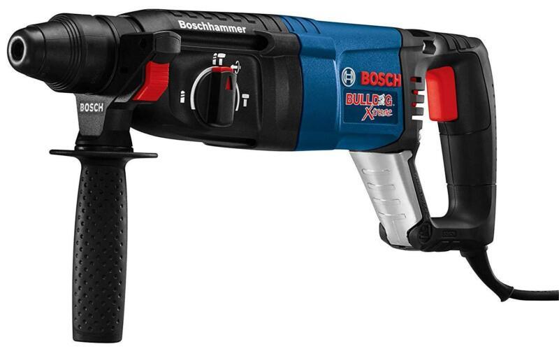Bosch 11255VSR-RT 1 in. SDS-plus Bulldog Xtreme Rotary Hammer