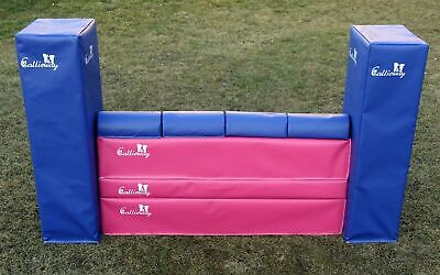 """Agility Mauer """"Bounce over - SOFT"""" – alle FCI Sprunghöhen; Safety Wall Callieway"""