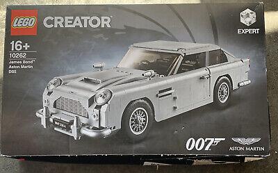 LEGO Creator 007 James Bond Aston Martin DB5 10262 Set