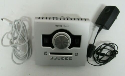 Universal Audio Apollo Twin mkII DUO Thunderbolt Audio Interface Mk 2