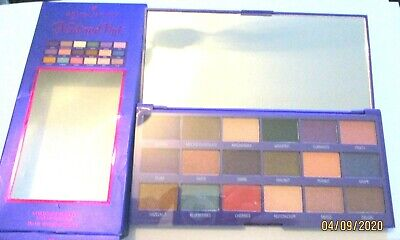 I Love Revolution Fruit And Nut Shadow Palette (0154)