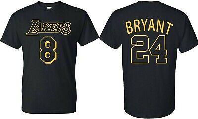 Kobe Bryant T shirt black mamba T-shirt -