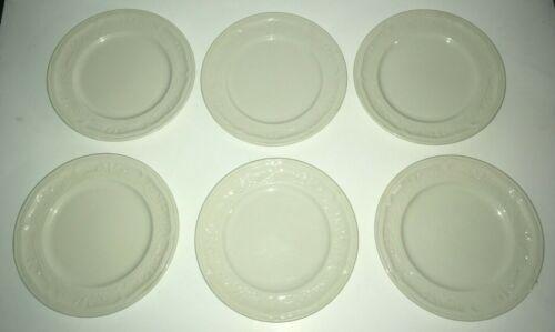"(6) Villeroy and Boch CORTINA 2000 7 1/2"" Salad Plates"