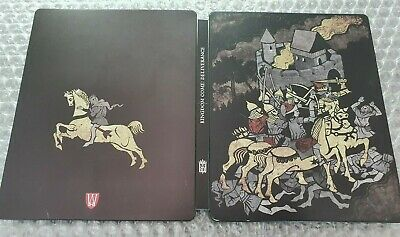 Used, Kingdom Come: Deliverance- Limited Edition Steelbook - G2 - Rare - Ps4 - No Game for sale  Shipping to Nigeria