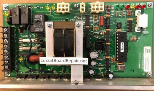 REPAIR SERVICE - Landice L7, L8, L9, 8700 - motor control circuit board #70081