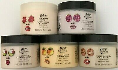 Being by Sanctuary Spa Body Butter 300ml - Choose From 5 Fragrances