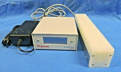 Thermo Scientific Column Oven 300 Hplc 66001-030 Controller With 214mm Heater
