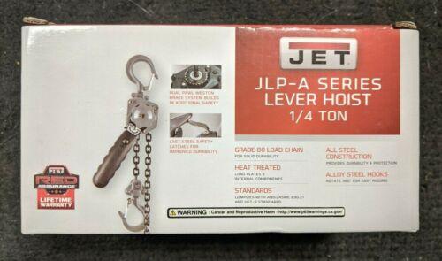 JET JLP-A Series 1/4 Ton Lever Hoist JLP-025A-5 BRAND NEW