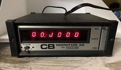 Hickok Cb Monitor 38 Frequency Counter