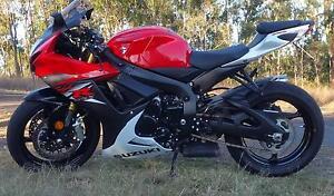 Suzuki GSX-R750 Everton Park Brisbane North West Preview