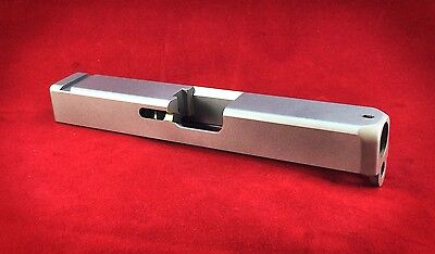 Slide For Glock 19 G19 Gen3 Bare New 9mm Stainless Steel, used for sale  Charlotte