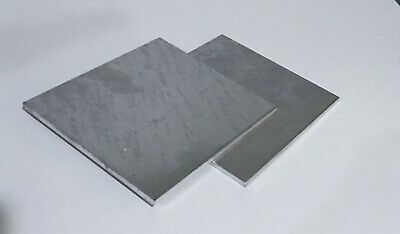 2pc .188 316 5052 Aluminum Sheet Plate 5 X 5 Welding