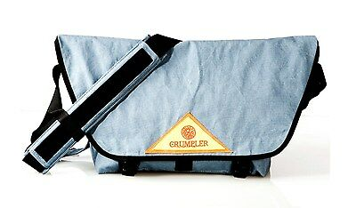 Crumpler The Seedy Three  Messenger Bag(heritage blue)